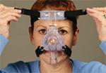 Ajustar máscara nasal ComfortFusion Passo 6