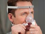 Ajustar máscara nasal Pico Passo 4