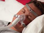Ajustar máscara nasal Pico Passo 6