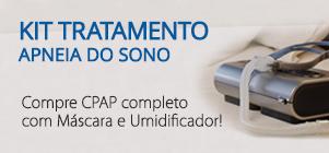 Kits promocionais CPAP